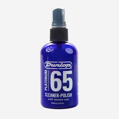 Dunlop Platinum 65 Cleaner-Polish (P65CP4)우리악기사