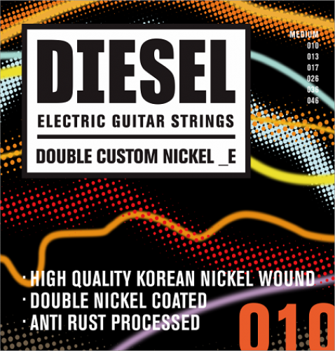 디젤 DOUBLE CUSTOM NICKEL E 010