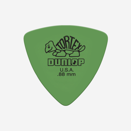 Dunlop TORTEX TRIANGLE 피크우리악기사