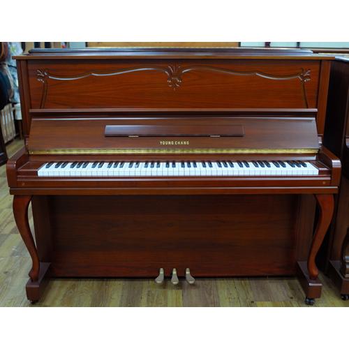 [중고]영창 리폼 피아노 U-121CD (2002)
