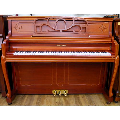 [중고]영창 리폼 피아노 UC-118NFA (2000)