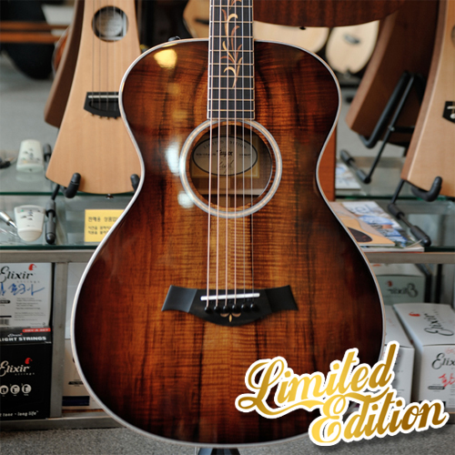 Taylor 어쿠스틱기타 K22e 12-Fret LTD (ES2, All Koa) 코아
