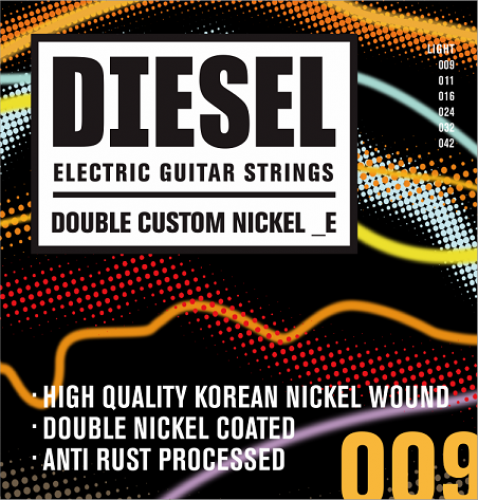 디젤 DOUBLE CUSTOM NICKEL E 009