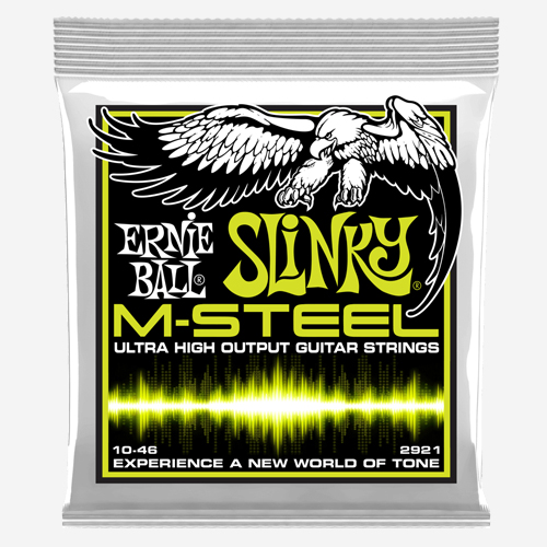 어니볼 M-STEEL ELECTRIC SLINKY (010)