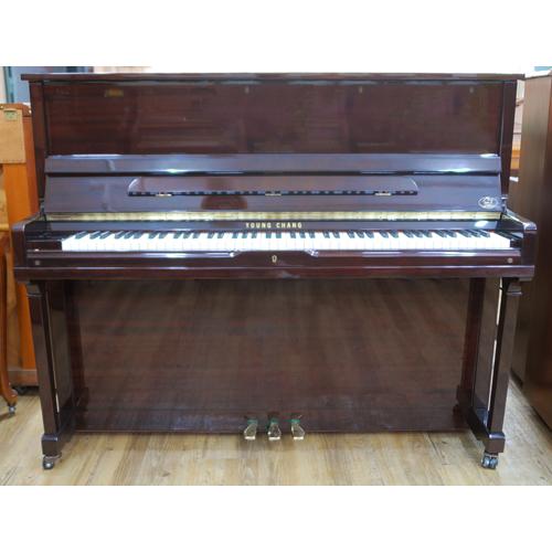 [중고]영창 리폼 피아노 PF118MBP (2003)