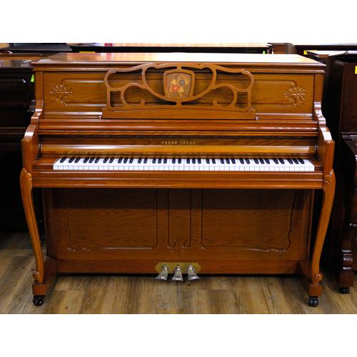 [중고]영창 리폼 피아노 UC-118FBS (2002)