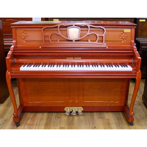 [중고]영창 리폼 피아노 UC-118FBS (2006)